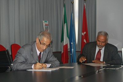 ICTP, Iraq collaboration